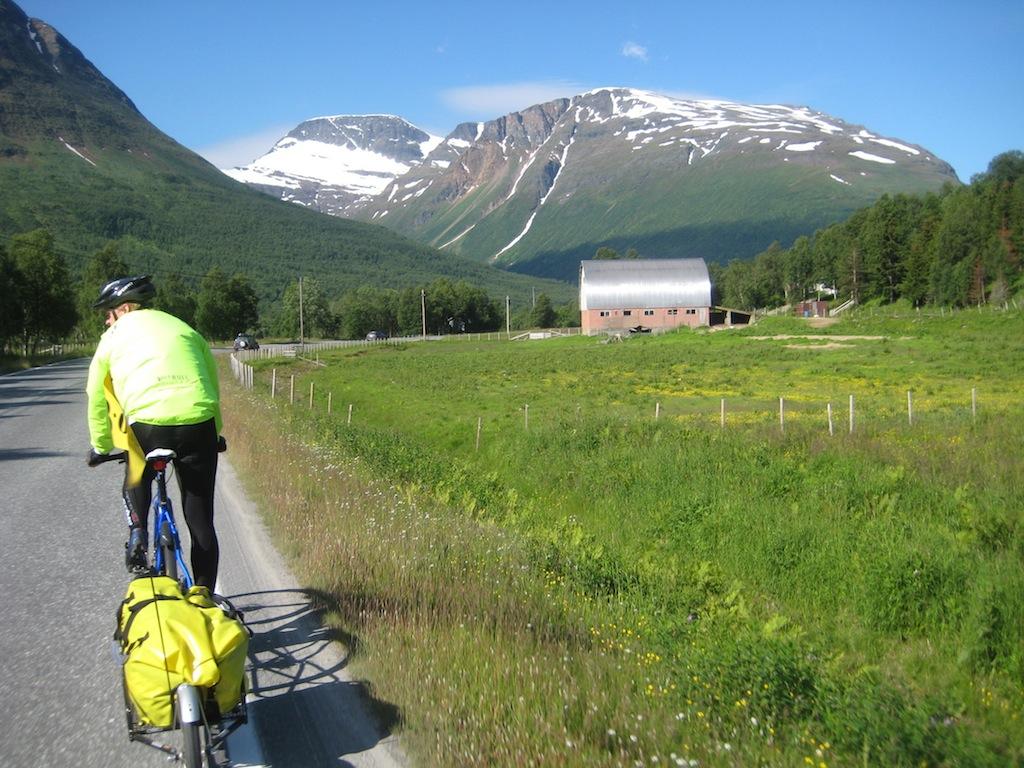 Lyngseidet – Finnsnes ( Dag 5 )