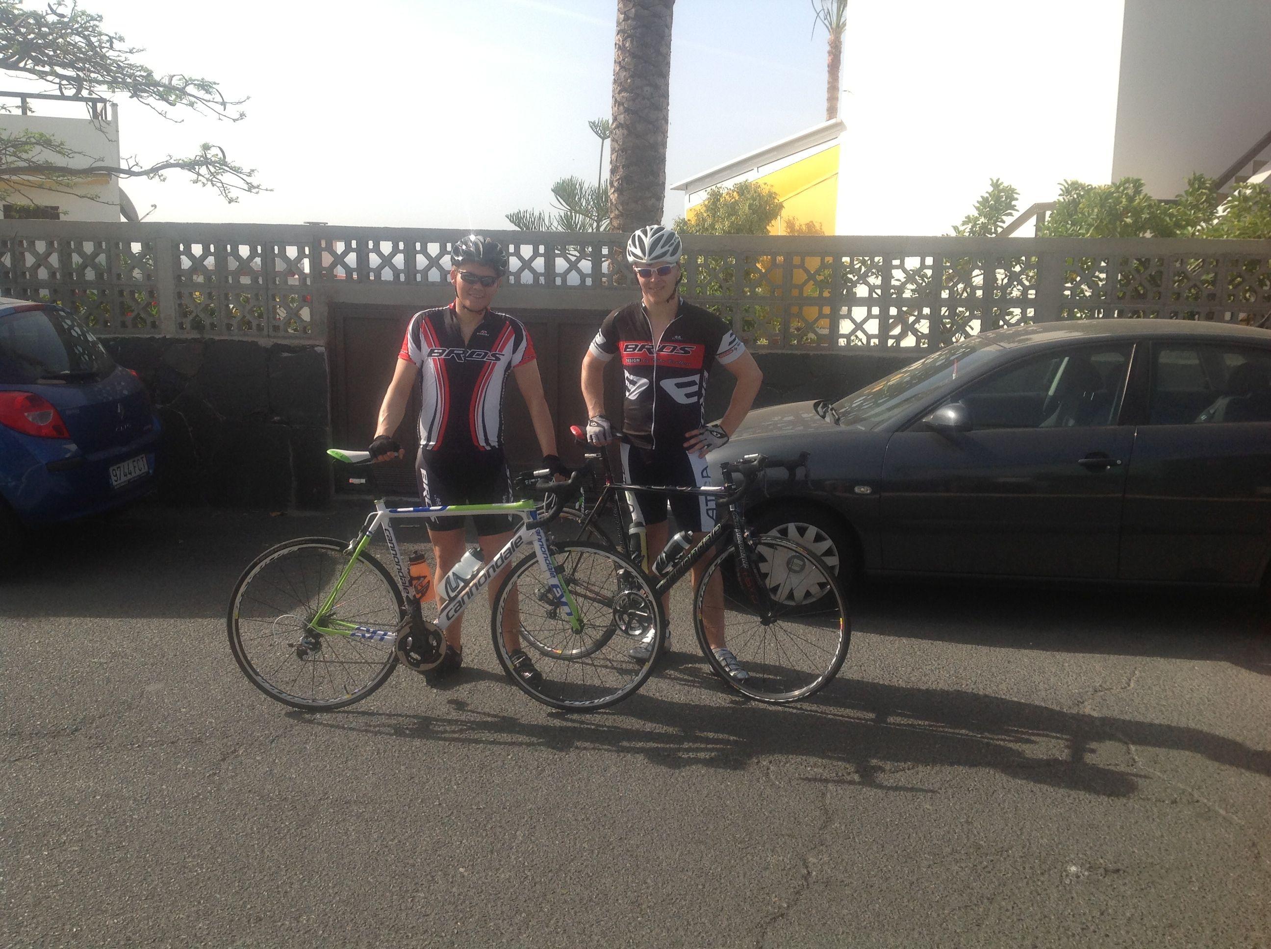 Gran Canaria – Dag 1: Endelig er dagen for treningsferie her!