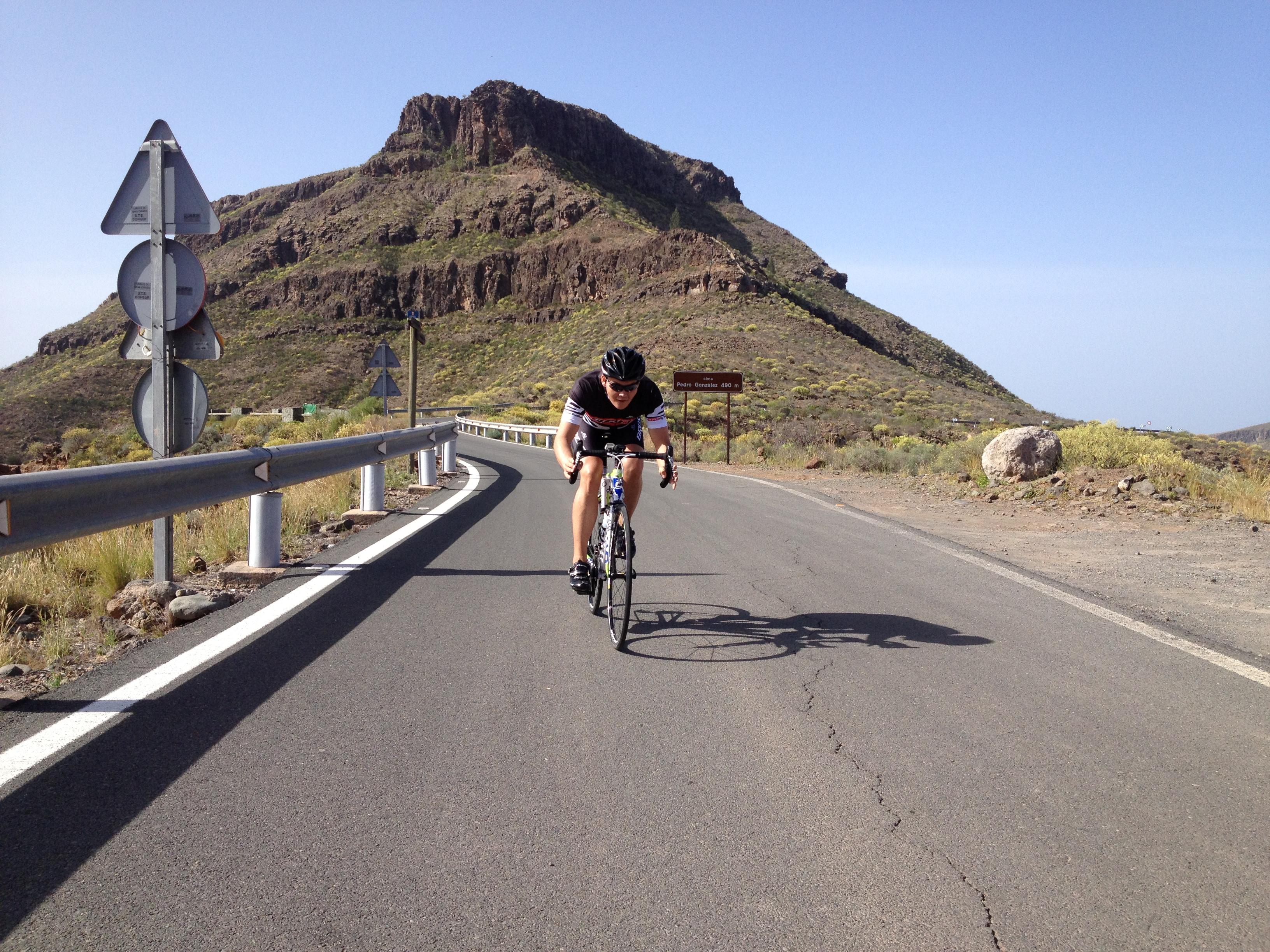Gran Canaria – Dag 3: Hviledag med tett på 1000 høydemeter og 5,5 mil på hjul