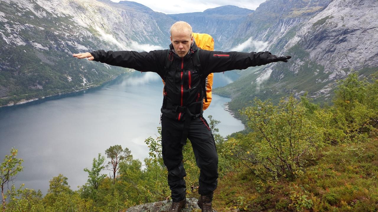 Fjelltur Dag 1 – Skjeggedal-Mosdalsbu