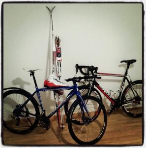 sykkelski
