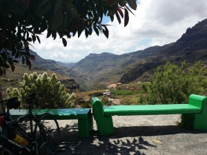 Utsikt fra Soria