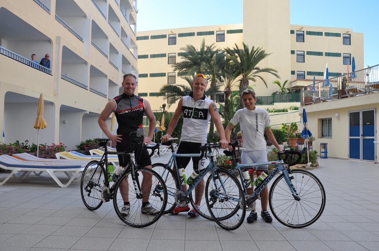 Gran Canaria – Dag 1: Rolig langtur første dag i ferien