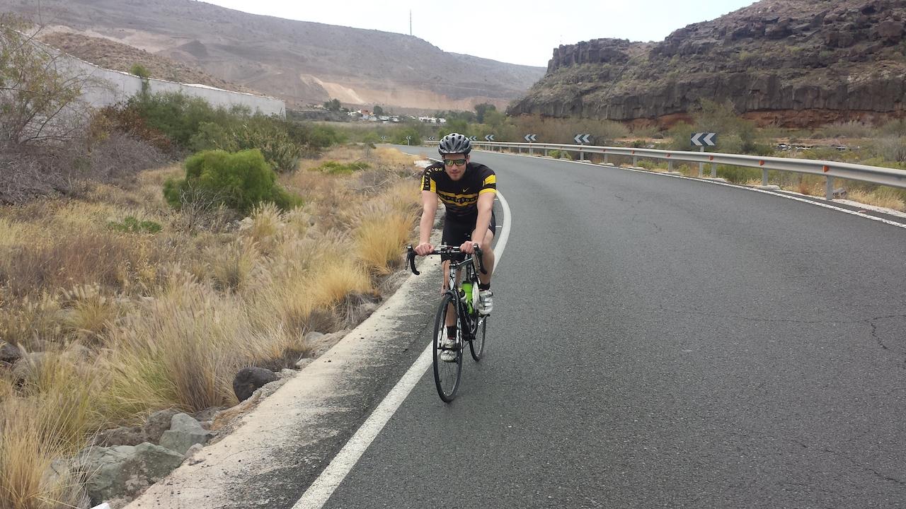 Gran Canaria – Dag 3: Restitusjonsdag tur/retur «Tempodalen»