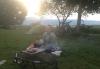 Koselig ved camping i Tyskland