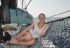 Anna ombord på The Andrea Jensen