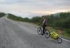 På vei over fjellet mot Nesna