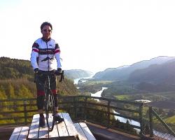 Tom ved Utsikten i Kvinesdal