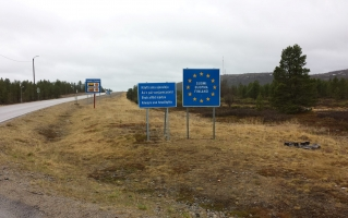 The  Iron  Curtain  Trail:  Norway-Finland