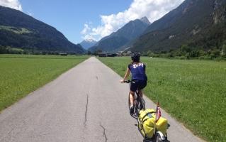 Sykkelferie fra Danmark til Italia – 2012