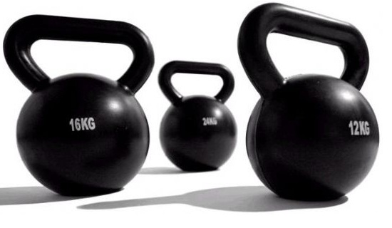 kettlebell  –  Featured