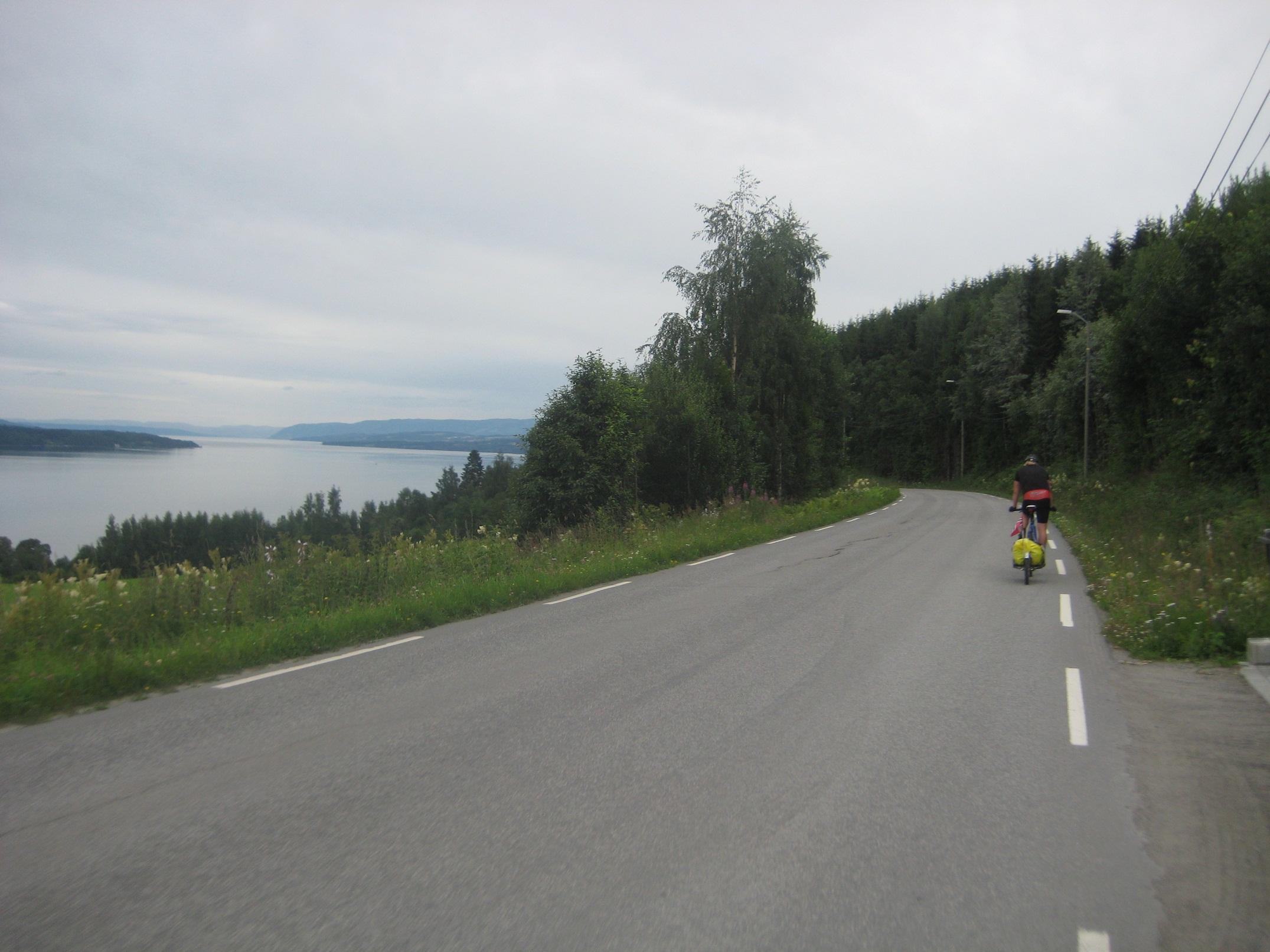 Lillehammer – Hønefoss ( Dag 15 )