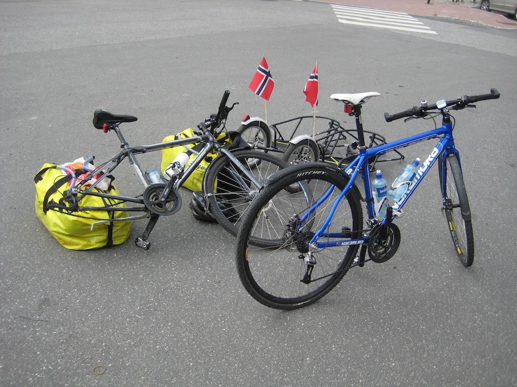 Nesna  –  Svenningdal  (  Dag  9  )
