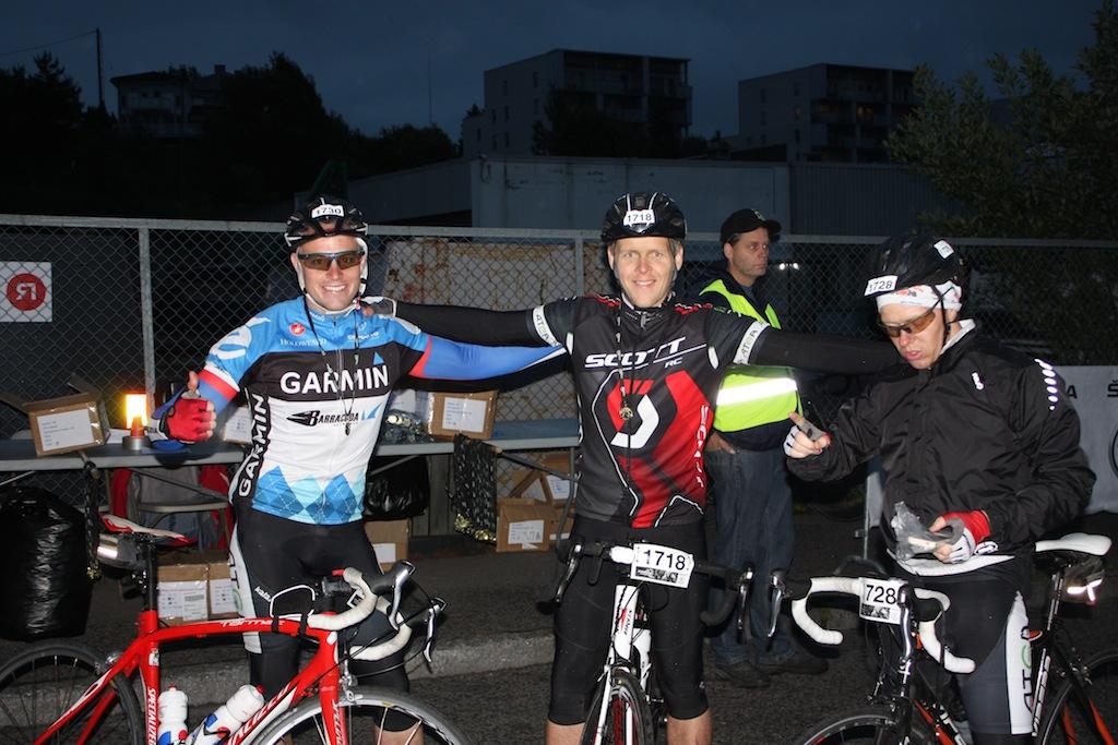 Team  Challenge4you's  Styrkeprøve  2013  –  Sett  fra  sykkelsetet