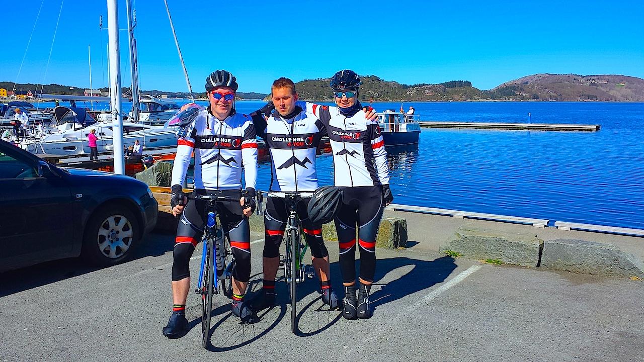 Colorline Setesdal Tour, Kristiansand-Hovden nermer seg med stormskritt