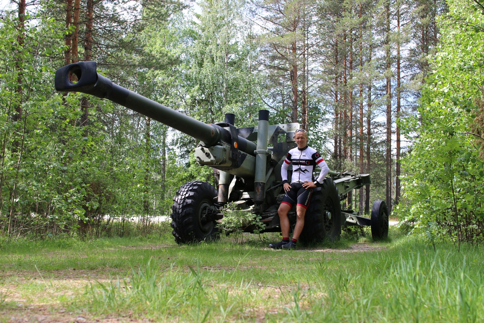 Finland  built  defence  against  the  enemies  in  the  Cold  War!