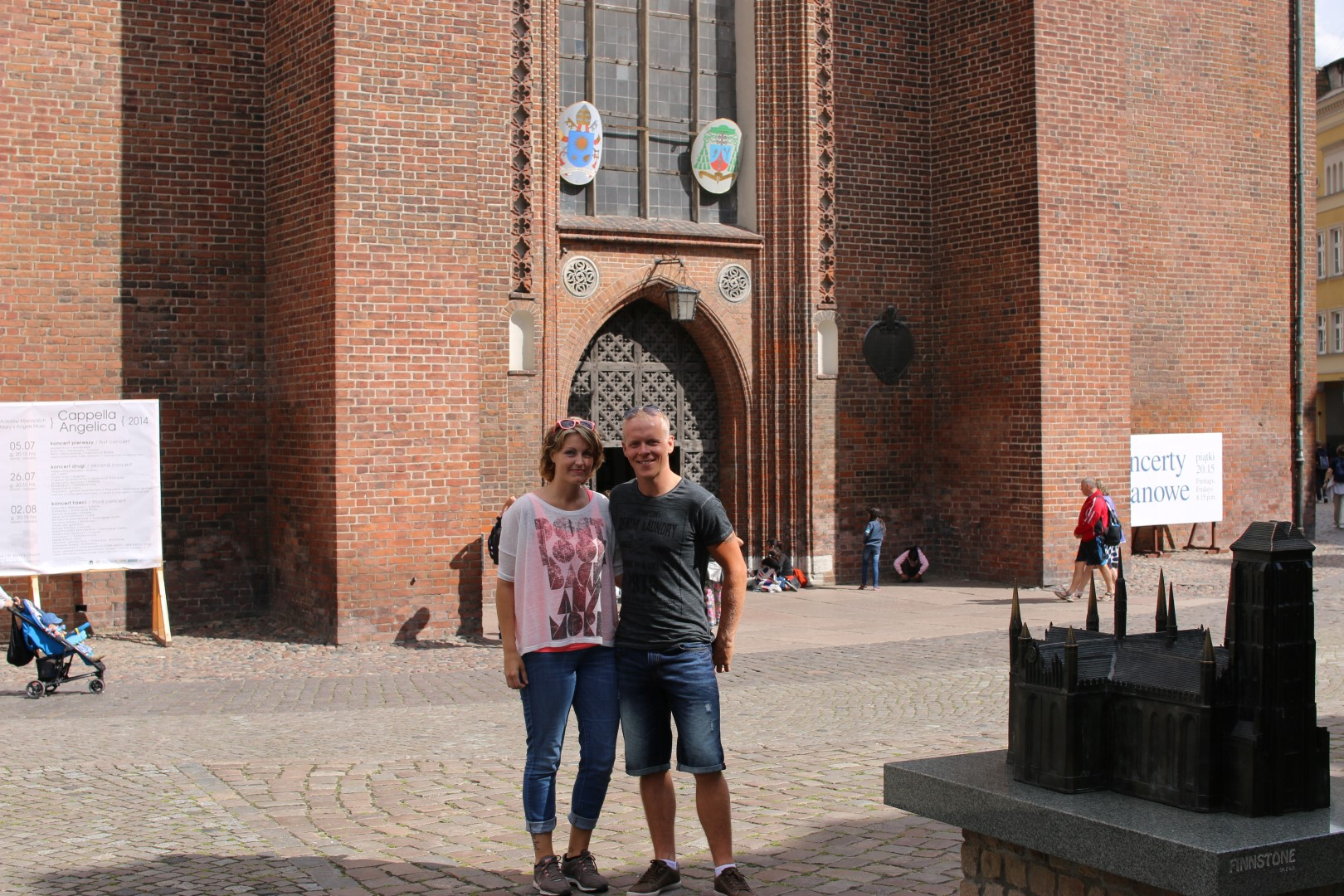 Heading  for  Gdansk,  just  220Km  and  3  countries  keeps  me  apart  from  this  beautiful  city  and  my  girlfriend!