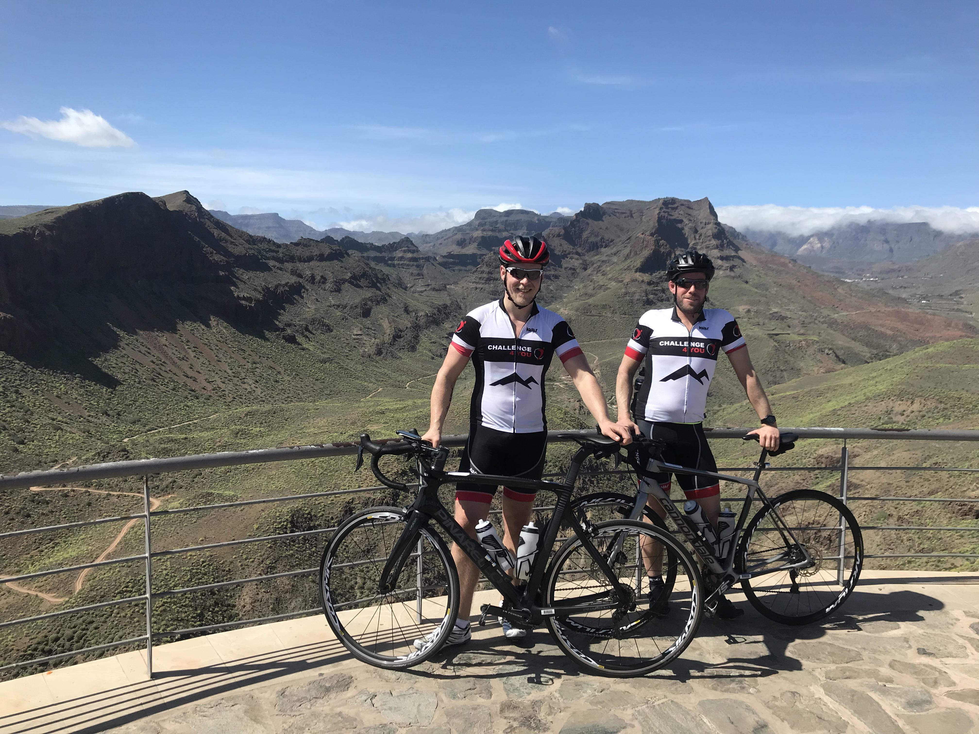 Gran  Canaria  –  Dag  1