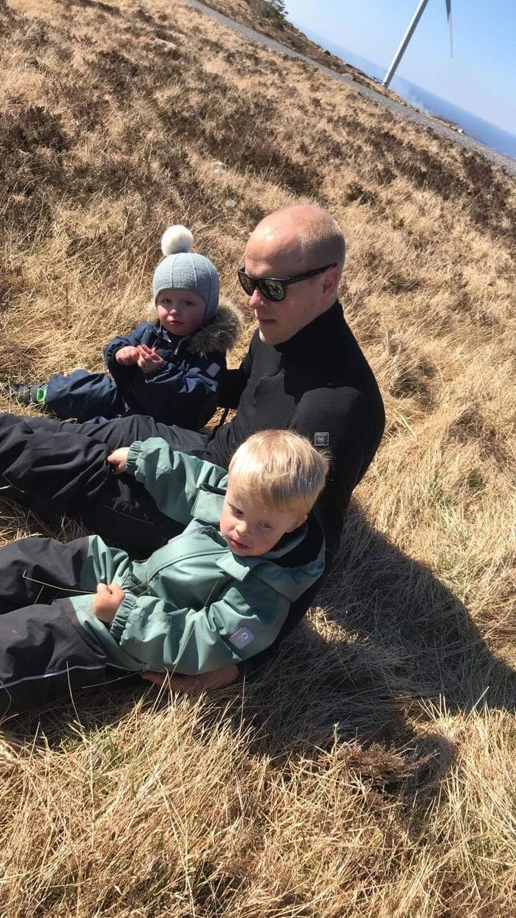 Familietid  i  påsken