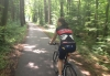 Fine sykkelstier