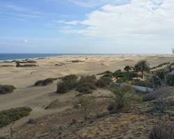 Nydelige sanddyner