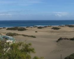 Strake vegen over havet til Sahara